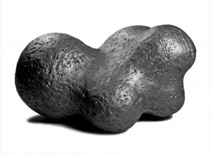 Do not understand me, 2002, iron, h=20cm, availalbe